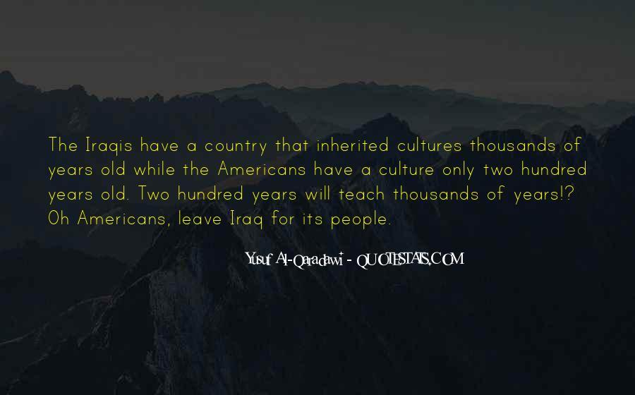 Yusuf Al Qaradawi Quotes #125472