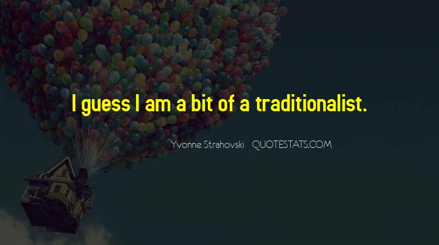 Yvonne Strahovski Quotes #1810089