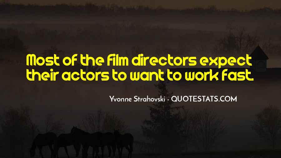 Yvonne Strahovski Quotes #253277