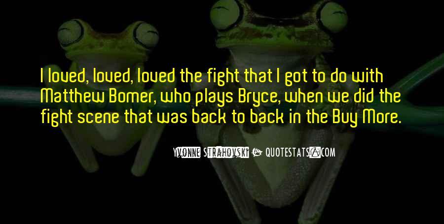 Yvonne Strahovski Quotes #573979
