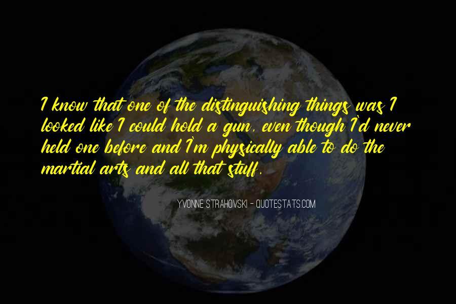 Yvonne Strahovski Quotes #648783