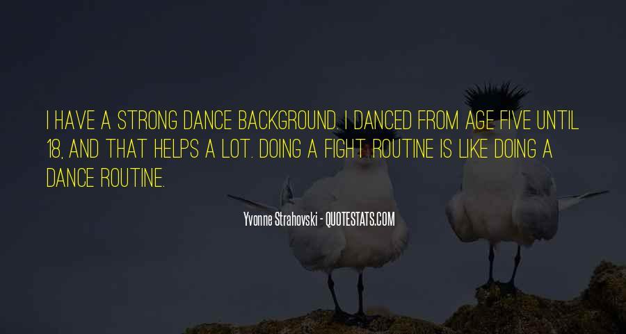 Yvonne Strahovski Quotes #808067