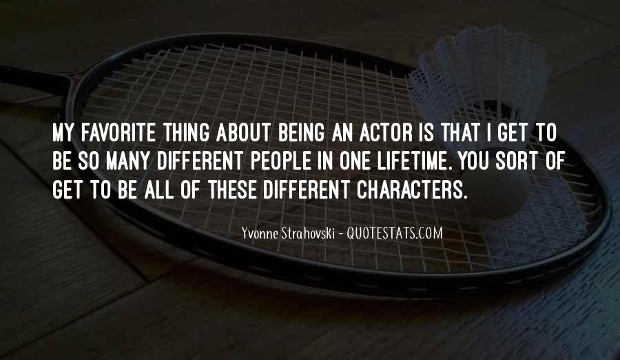 Yvonne Strahovski Quotes #992458