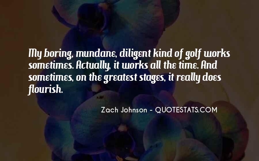 Zach Johnson Quotes #1077858