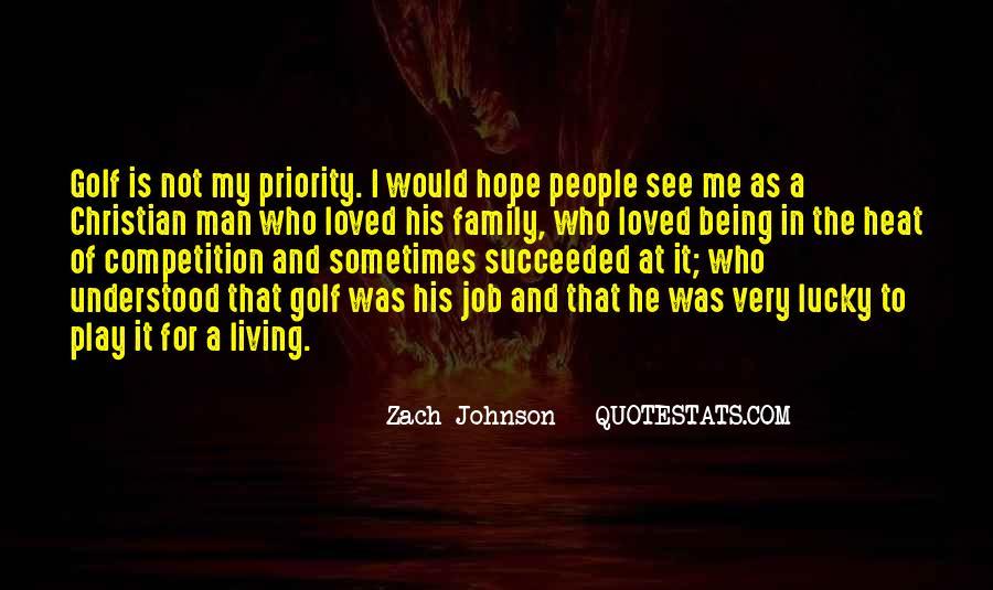 Zach Johnson Quotes #1171315
