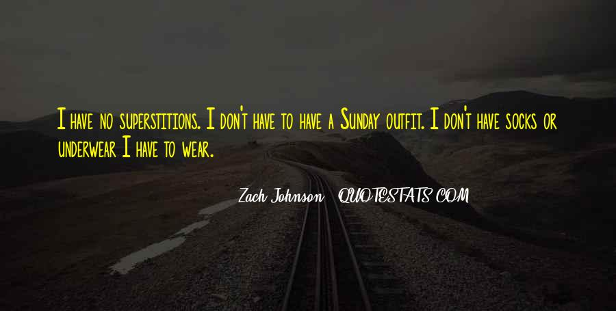 Zach Johnson Quotes #124207