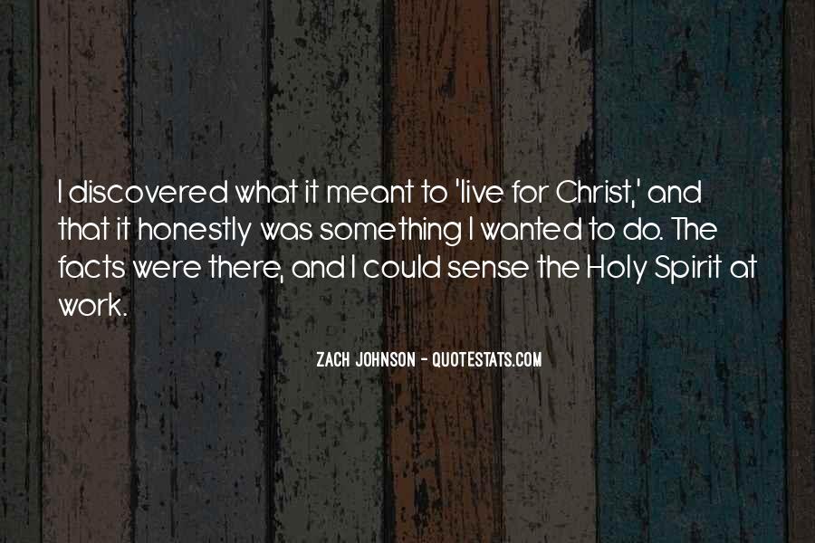 Zach Johnson Quotes #1485164