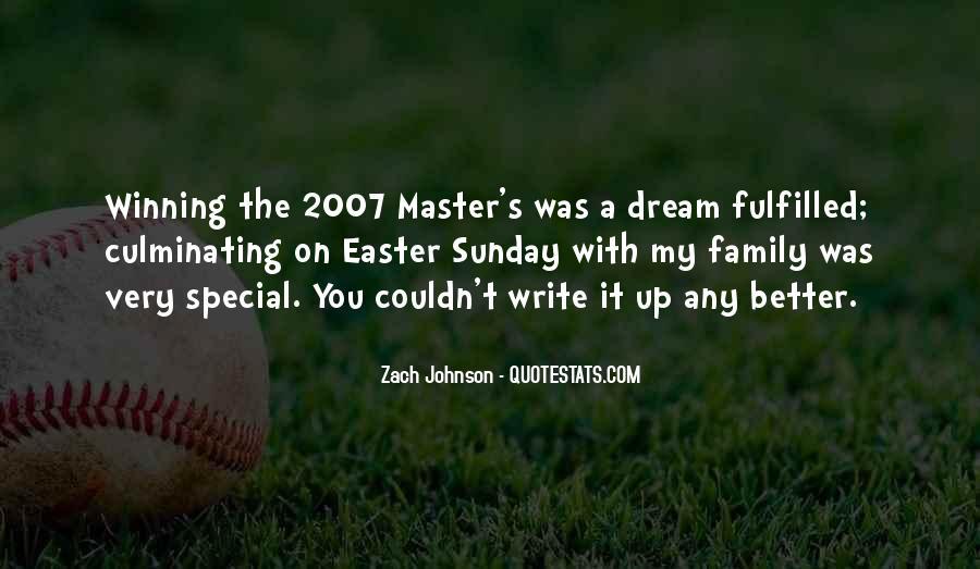 Zach Johnson Quotes #1659212