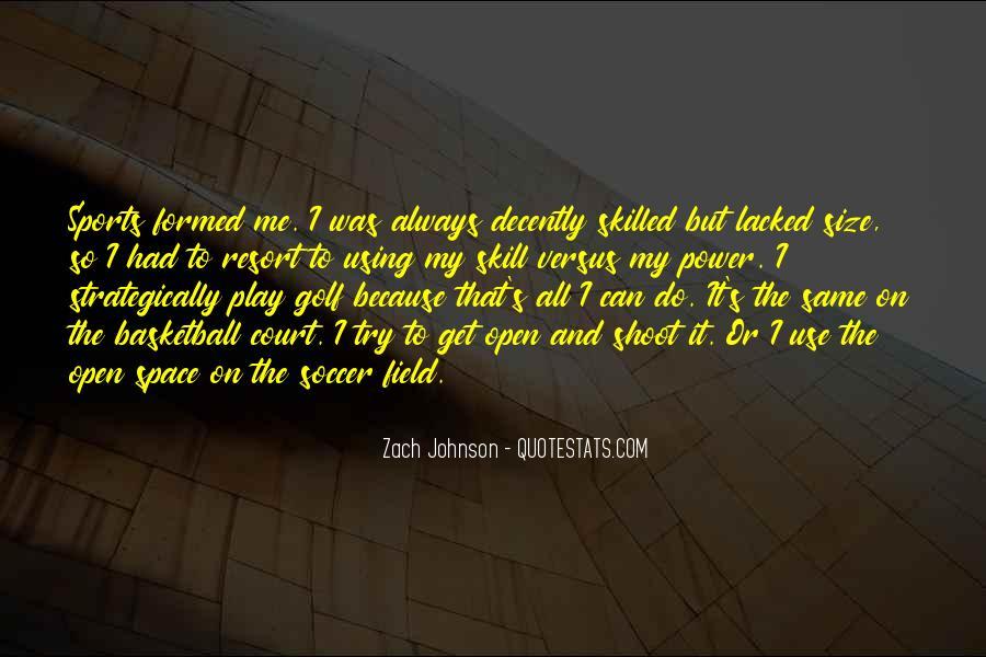 Zach Johnson Quotes #1707231