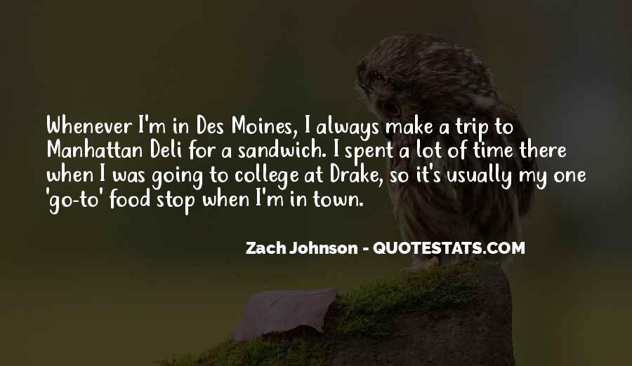 Zach Johnson Quotes #1742422