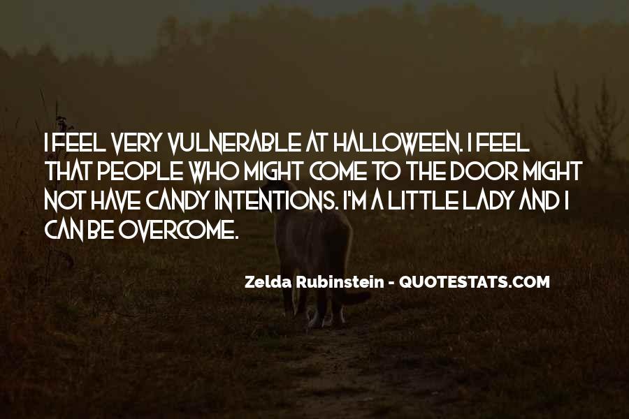 Zelda Rubinstein Quotes #786090