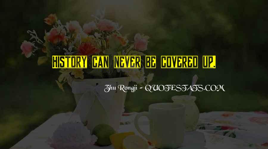 Zhu Rongji Quotes #1325833