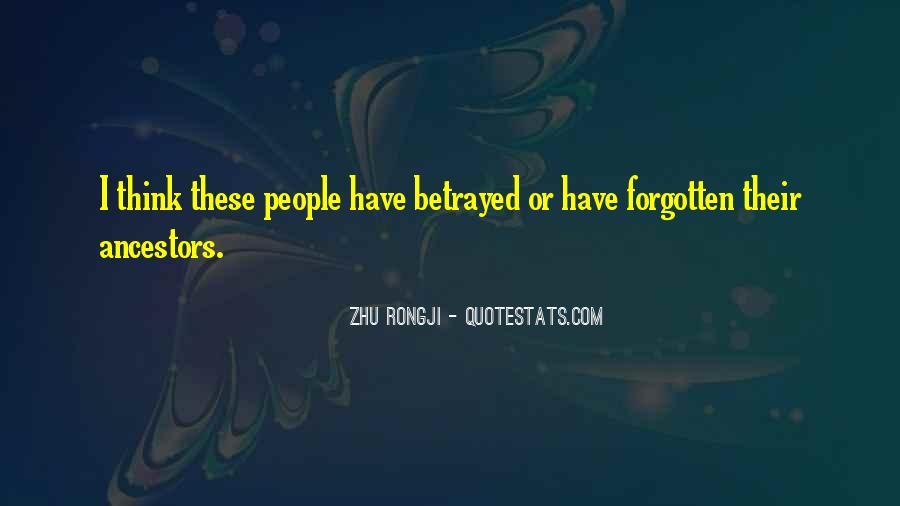 Zhu Rongji Quotes #248707