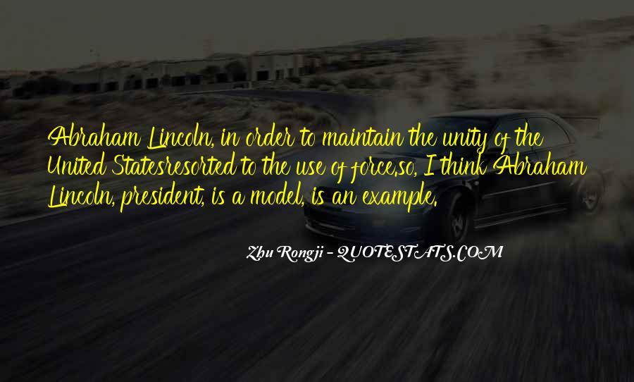 Zhu Rongji Quotes #326857