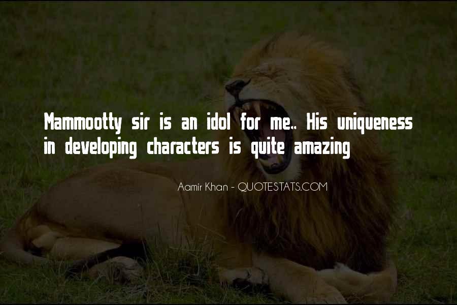 Aamir Quotes #1036469