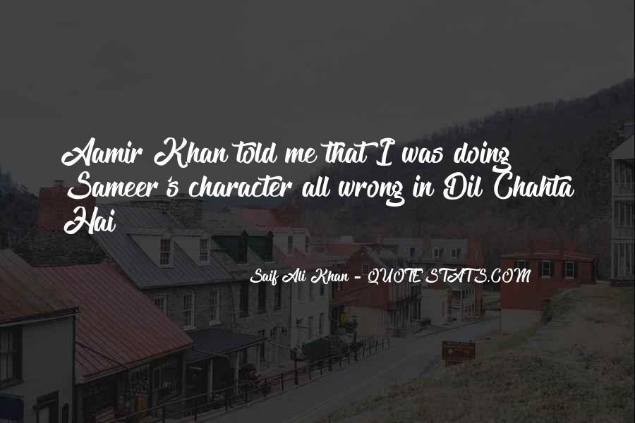 Aamir Quotes #1443977