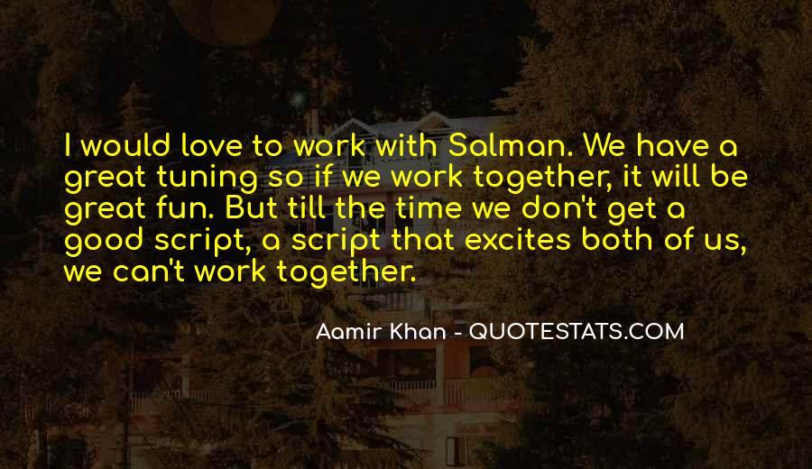 Aamir Quotes #1763770