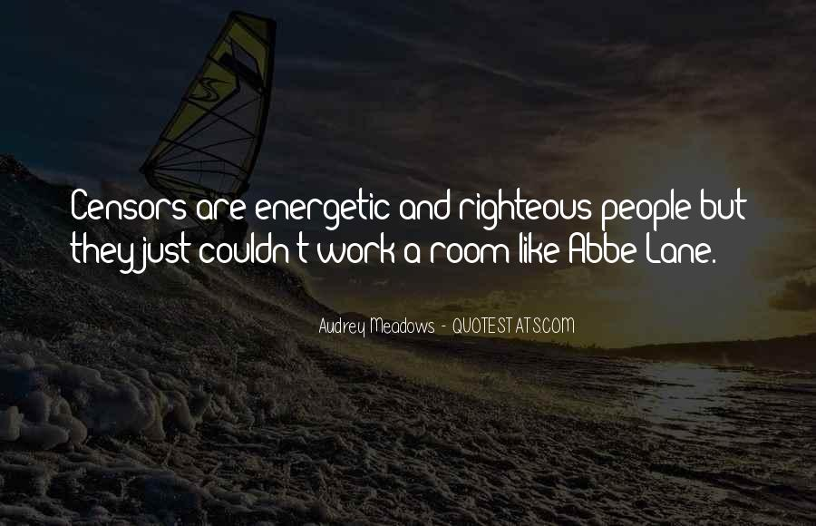 Abbe's Quotes #1319686