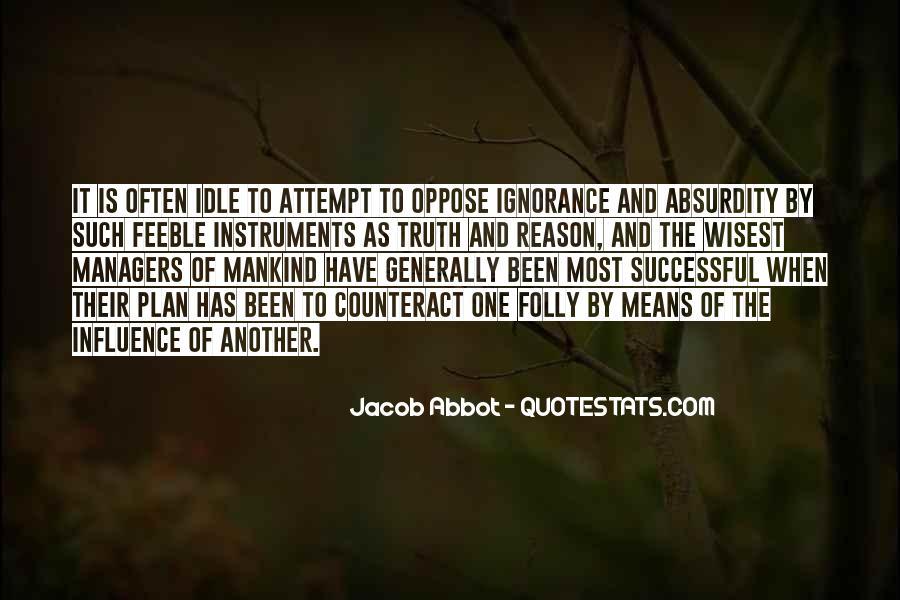 Abbot's Quotes #147433