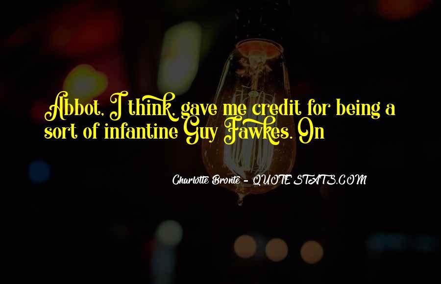 Abbot's Quotes #1583996