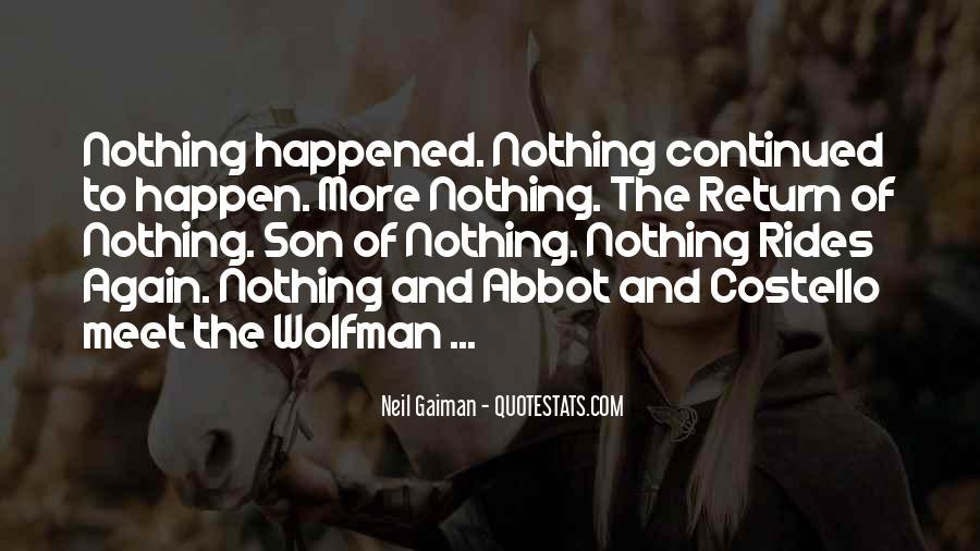Abbot's Quotes #1587387
