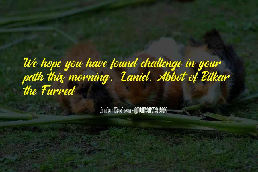 Abbot's Quotes #1641702