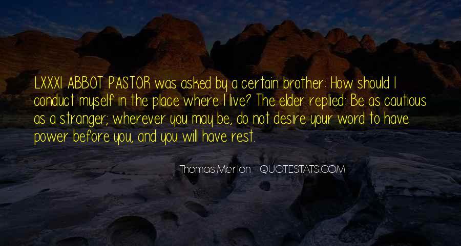 Abbot's Quotes #1687338
