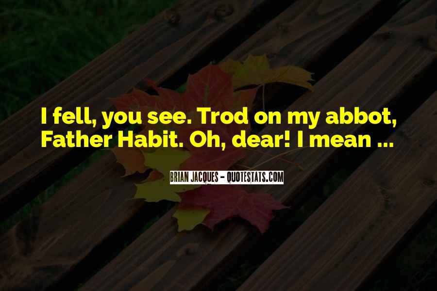 Abbot's Quotes #206438