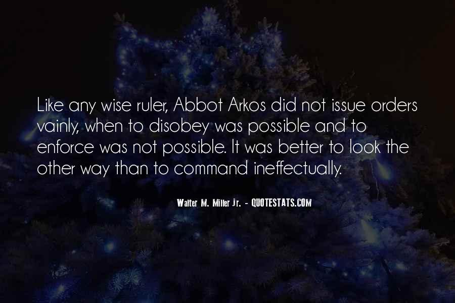 Abbot's Quotes #326637