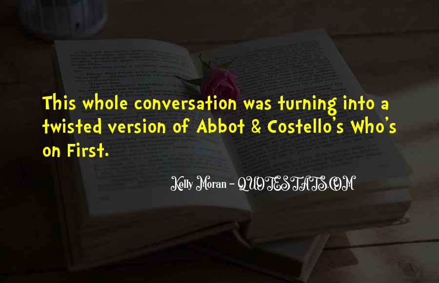 Abbot's Quotes #331888