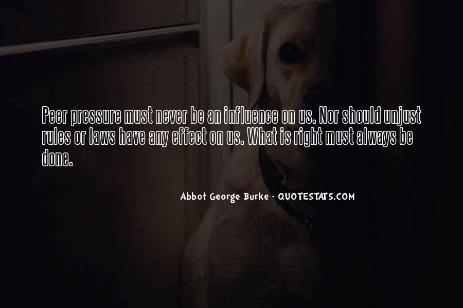 Abbot's Quotes #727399