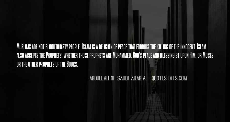 Abdullah's Quotes #1127598