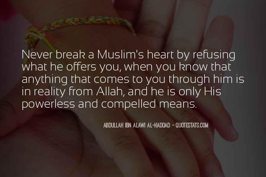 Abdullah's Quotes #1196584