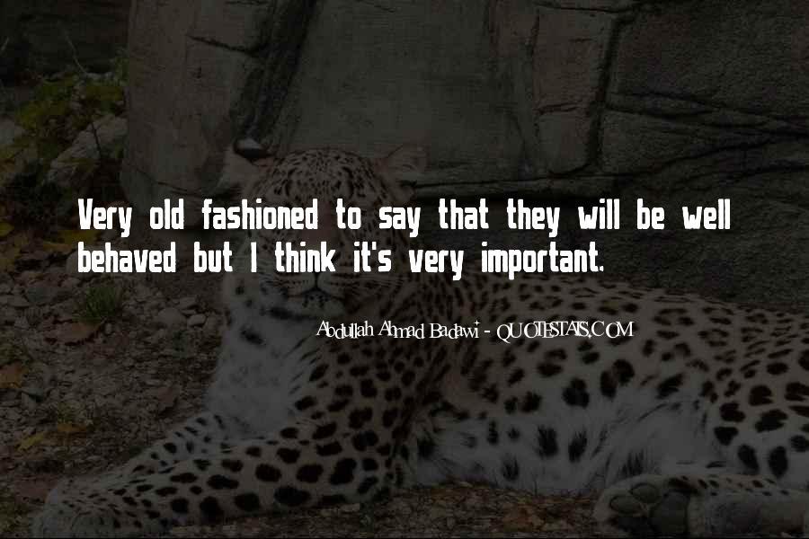 Abdullah's Quotes #1331216