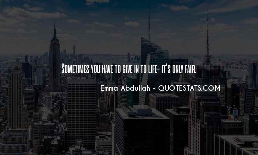 Abdullah's Quotes #1483662