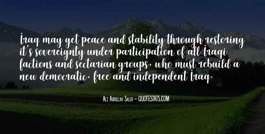 Abdullah's Quotes #1491910