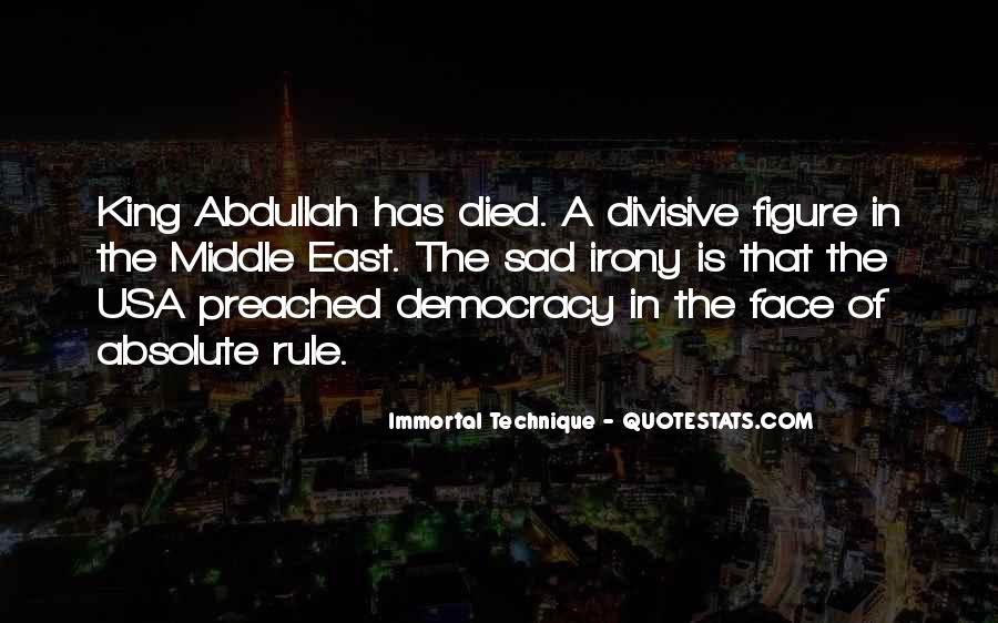 Abdullah's Quotes #152522