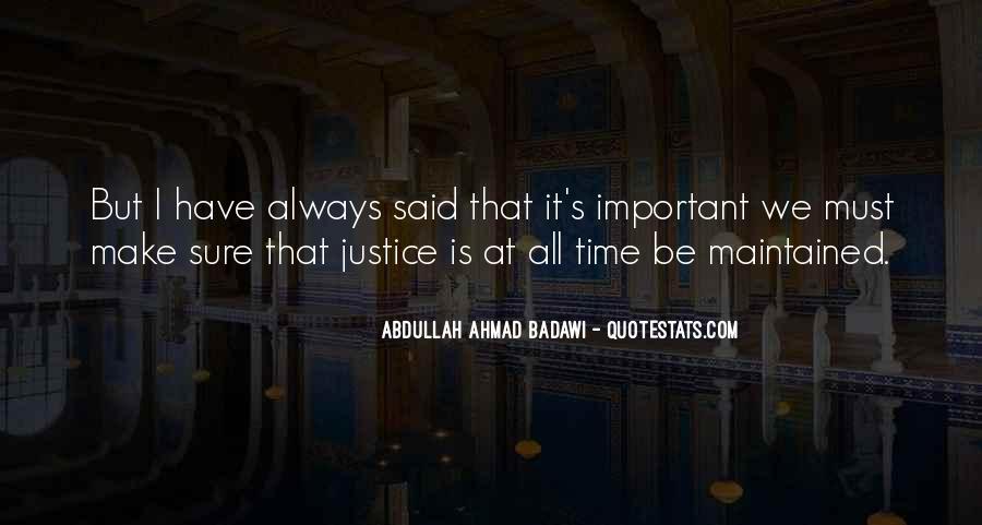 Abdullah's Quotes #1637926