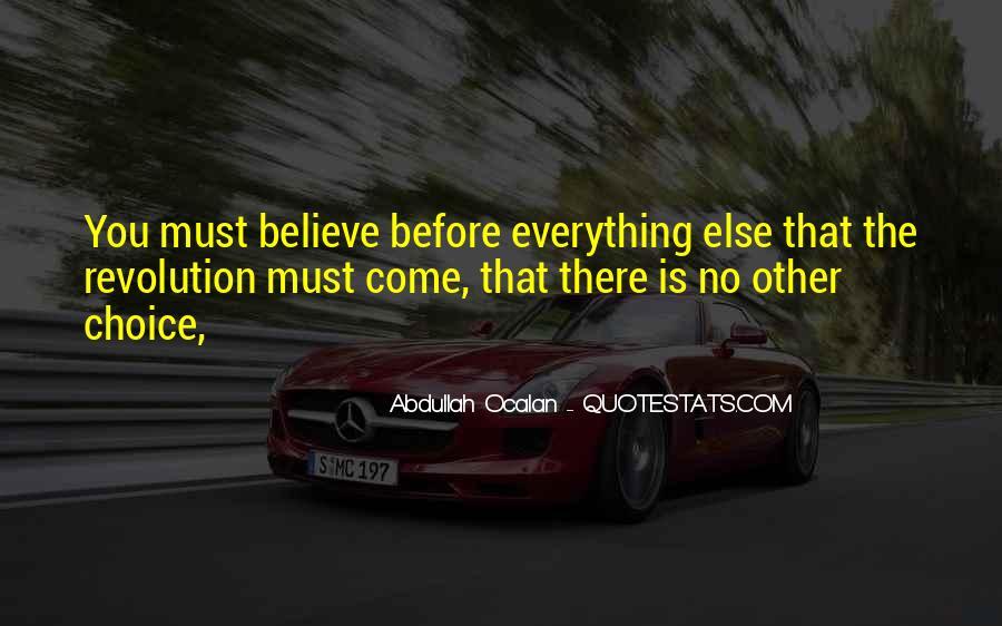 Abdullah's Quotes #264957