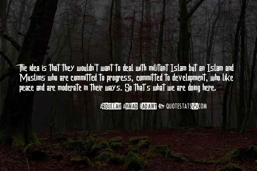 Abdullah's Quotes #31516
