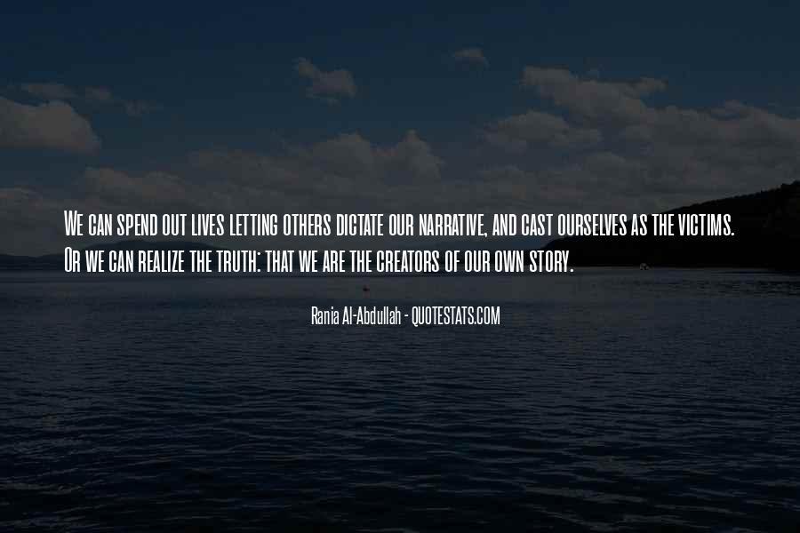 Abdullah's Quotes #330724