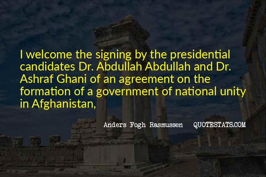 Abdullah's Quotes #370437