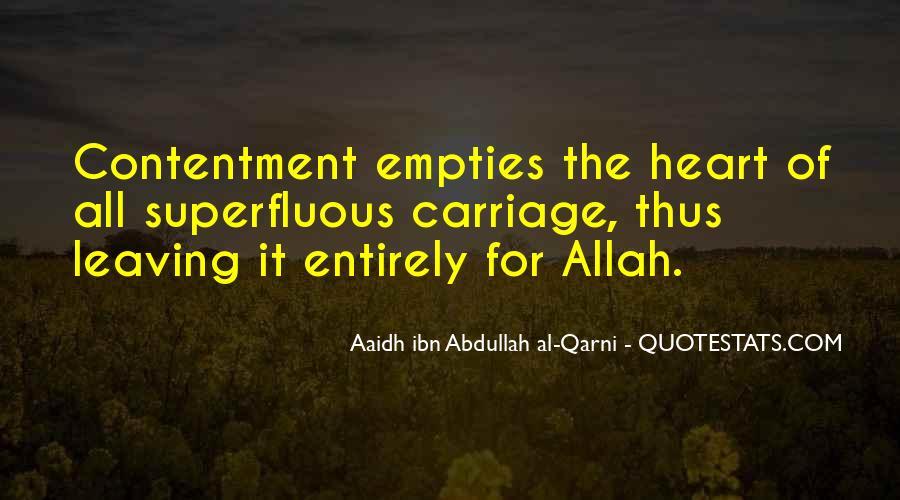 Abdullah's Quotes #402649
