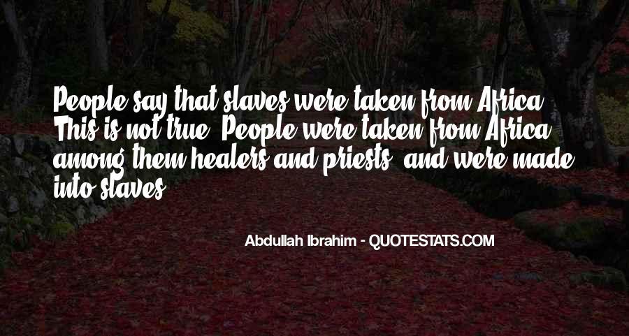 Abdullah's Quotes #415350