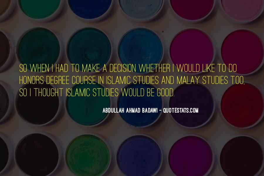 Abdullah's Quotes #488471