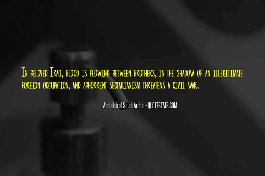 Abdullah's Quotes #539325