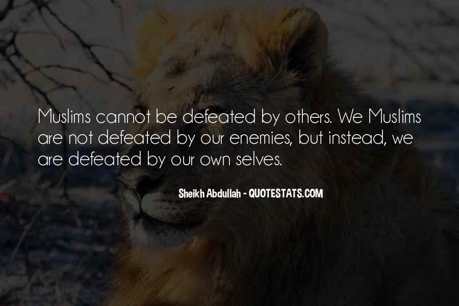 Abdullah's Quotes #593588