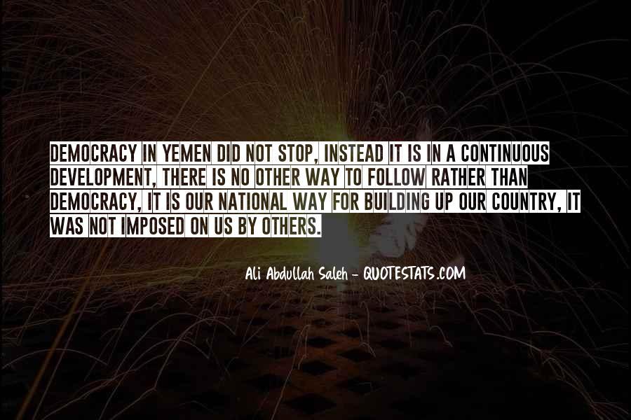 Abdullah's Quotes #595732