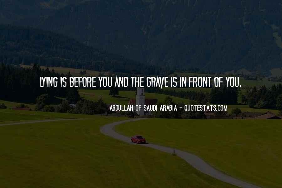 Abdullah's Quotes #627954