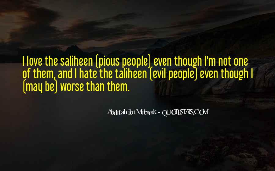 Abdullah's Quotes #817913